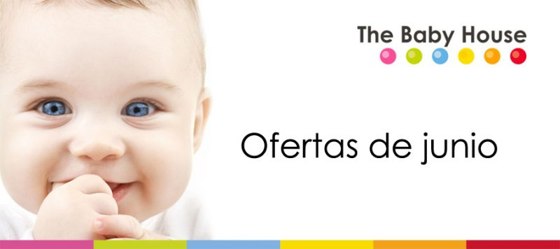 Ofertas de junio en The Baby House