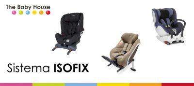 ISOFIX: qué es y por qué resulta importante para la seguridad del bebé