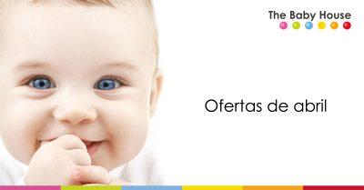 Ofertas destacadas en The Baby House en el mes de abril