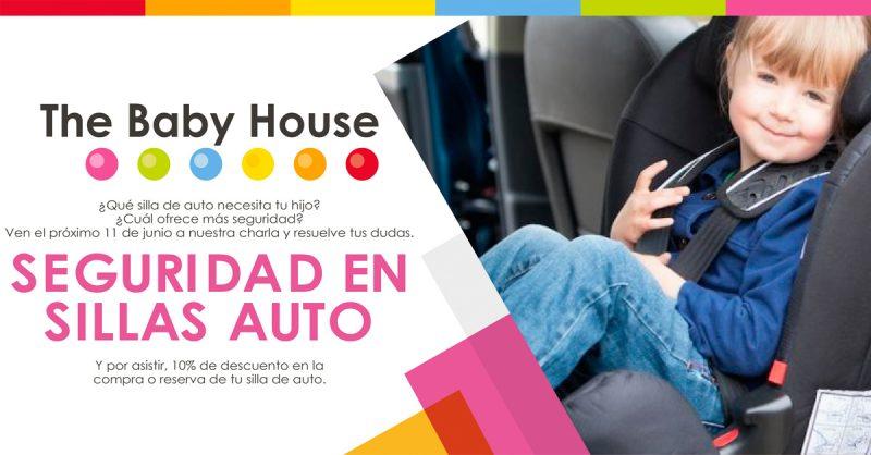 Charla sobre seguridad infantil en Sevilla: todo lo que necesitas saber sobre sillas de coche