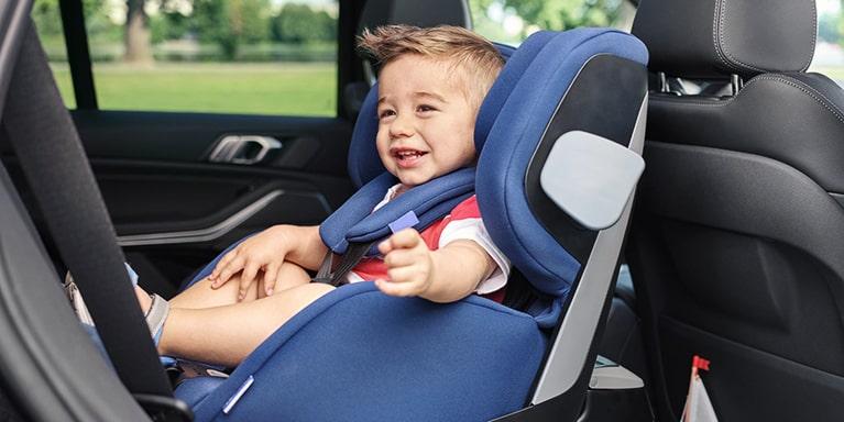 Sillas a contramarcha: máxima seguridad para tu bebé