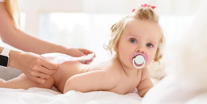 Cómo quitar el chupete al bebé sin traumas