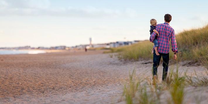 Vacaciones con bebés: la guía con los consejos y destinos para padres novatos