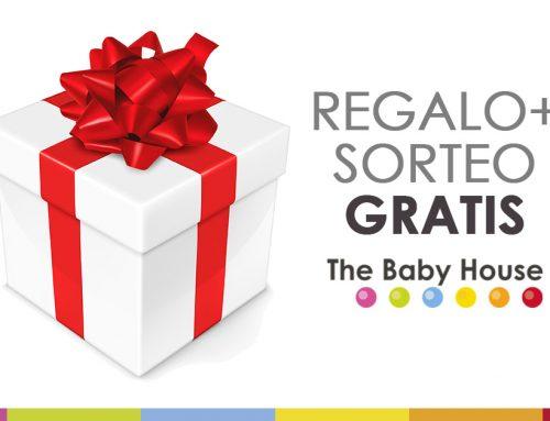 Regalo sorpresa + sorteo de silla de paseo Yolo, gratis en The Baby House