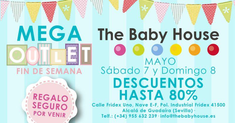 Mega Outlet del Bebé en Sevilla: productos de bebé con descuentos de hasta el 80%
