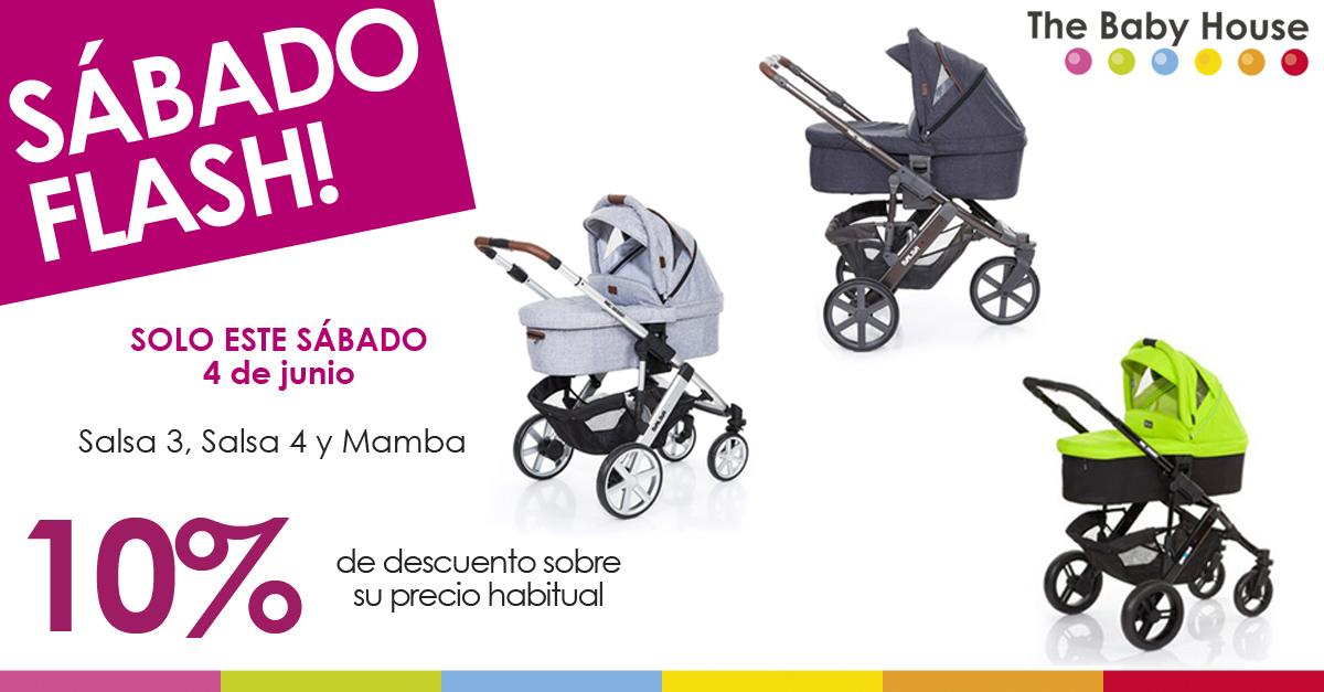 nueva oferta en productos para tu beb de descuento en la carrocera abc design de asalvo