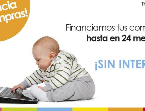 En The Baby House financiamos tus compras en productos de bebé… ¡sin intereses!