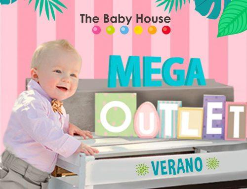 Vuelve el MEGA OUTLET DEL BEBÉ a Sevilla: ¡hasta 80% de descuento en productos de bebé y puericultura!
